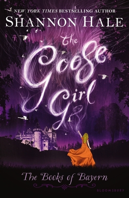 Book Cover of The Goose Girl by Shannon Hale