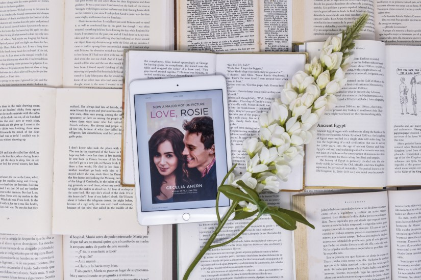 Book review of Love, Rosie by Cecelia Ahern