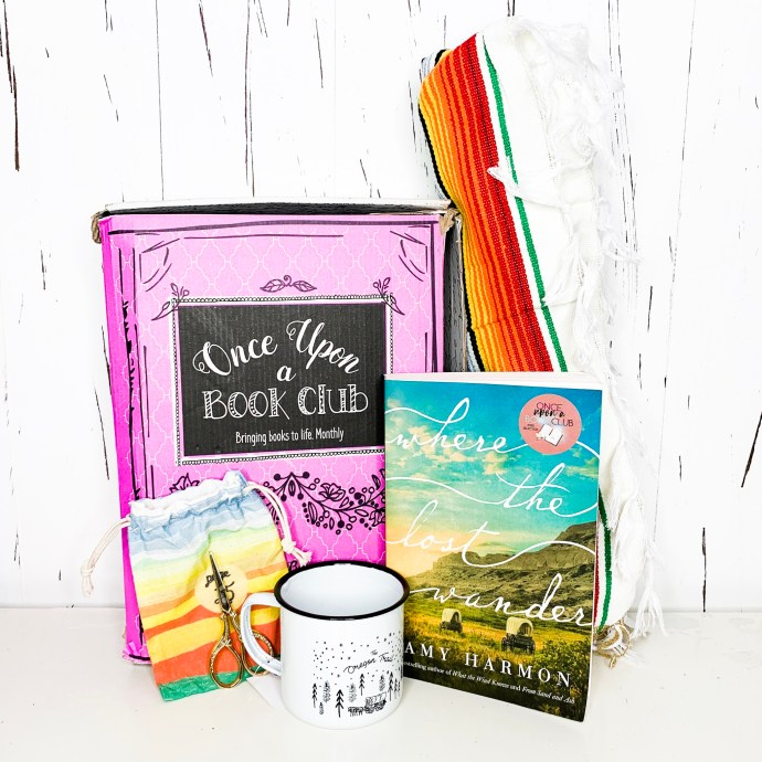 Picture of Once Upon a Book Club May Adult Box!