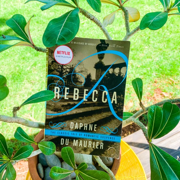 Photo of Rebecca by Daphne du Maurier