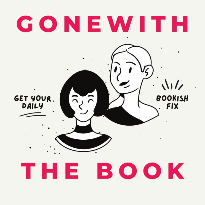 Gone With the book podcast logo