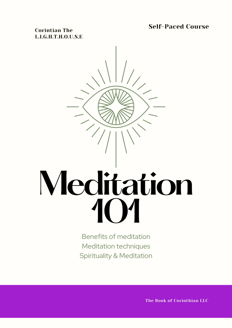 Meditation 101 Self-Paced Audio Course