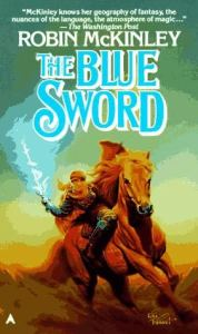 Review: The Blue Sword by Robin McKinley