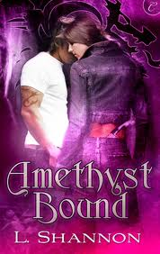 Review: Amethyst Bound by L. Shannon