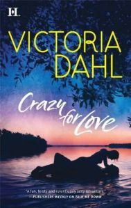 Joint Review: Crazy for Love by Victoria Dahl
