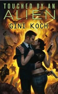 Dual Review: Touched by an Alien by Gini Koch