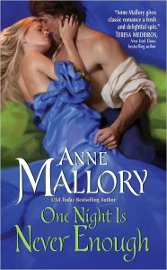 Joint Review – One Night is Never Enough by Anne Mallory