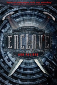 Joint Review – Enclave by Ann Aguirre