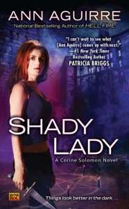 Review: Shady Lady by Ann Aguirre