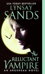 Review – The Reluctant Vampire by Lynsay Sands