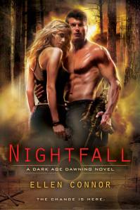 Joint Review – Nightfall by Ellen Connor