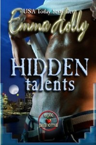 Review – Hidden Talents by Emma Holly
