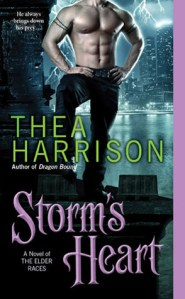 Joint Review – Storm's Heart by Thea Harrison