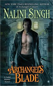 Joint Review – Archangel's Blade by Nalini Singh