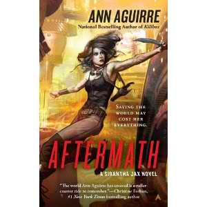 Winners – Aftermath by Ann Aguirre