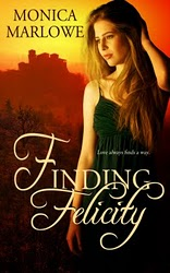 Finding Felicity Cover