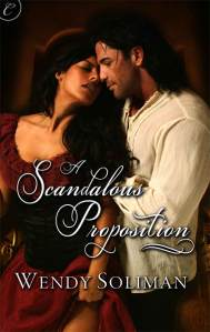Review – A Scandalous Proposition by Wendy Soliman