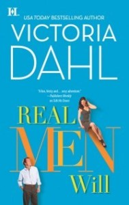 Review – Real Men Will by Victoria Dahl