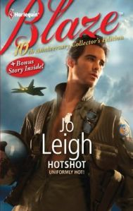 Review: Hotshot by Jo Leigh