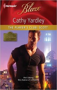 Joint Review – The Players Club: Scott by Cathy Yardley