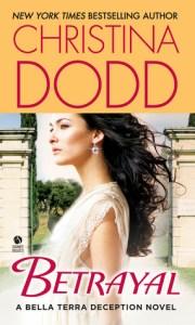 Review – Betrayal by Christina Dodd