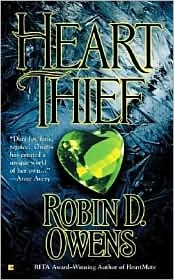 Review – Heart Thief by Robin D. Owens