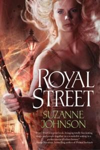 Fantasy Celebration: Review – Royal Street by Suzanne Johnson