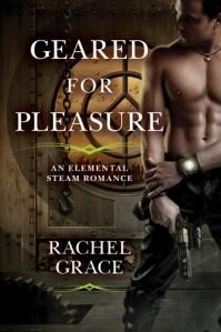 Review – Geared for Pleasure by Rachel Grace