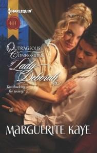 Outrageous Confessions of Lady Deborah cover