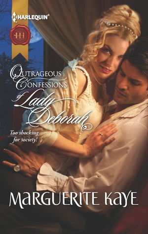 Outrageous Confessions of Lady Deborah cover