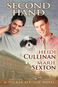 Review – Second Hand by Heidi Cullinan and Marie Sexton