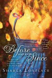 Review – Before and Ever Since by Sharla Lovelace