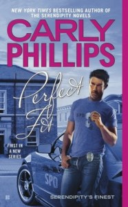 Cover for Perfect Fit by Carly Phillips