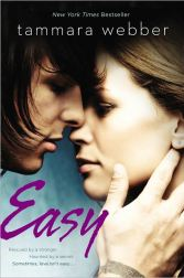 Cover for Easy by Tammara Webber