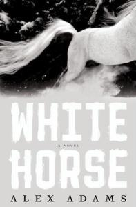 Cover for White Horse by Alex Adams
