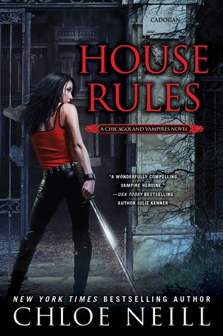 Cover House Rules by Chloe Neill