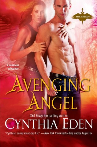 Avenging Angel  cover image