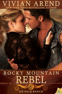 Joint Review – Rocky Mountain Rebel (Six Pack Ranch #5) by Vivian Arend