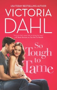 Review –  So Tough to Tame (Jackson #3) by Victoria Dahl
