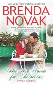 Review – Take Me Home for Christmas by Brenda Novak