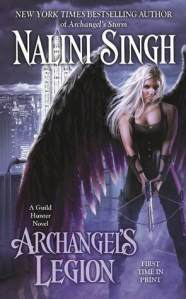 Archangel's Legion cover image
