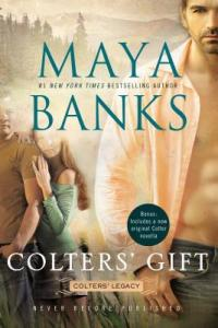 Review: Colters' Gift (Colters' Legacy, #5) by Maya Banks