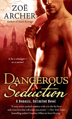 Dangerous Seduction cover image