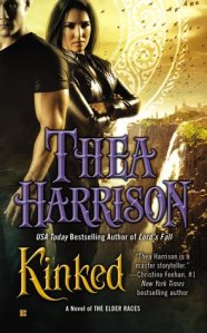 Bookpushers Joint Review & Giveaway – Kinked (Elder Races #6) by Thea Harrison