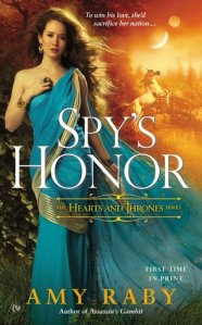 Review: Spy's Honor by Amy Raby
