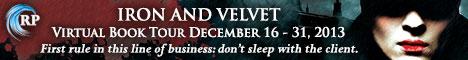 Iron & Velvet Tour Banner