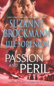 Review – Passion and Peril by Suzanne Brockmann and Jill Sorenson