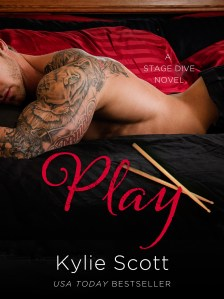 Cover Reveal! Play by Kylie Scott