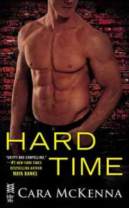 Bookpushers Group Review – Hard Time by Cara McKenna