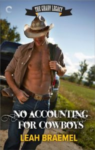 Review – No Accounting for Cowboys (The Grady Legacy #2) by Leah Braemel